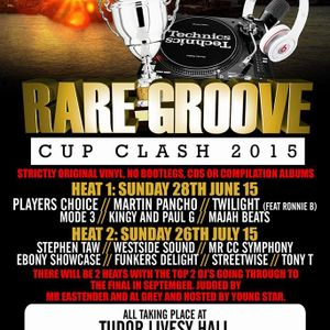 The Weekend Starts Here with Stephen T ~ 26th June 2015 (Part 1 - Rare Grooves)