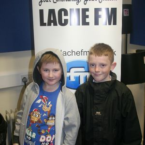 Kain and Ben on Lache FM - 27th February 2013