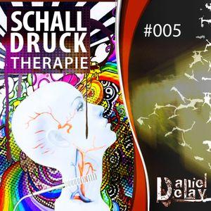 SchallDruckTherapie #005 mixed by Daniel Delay