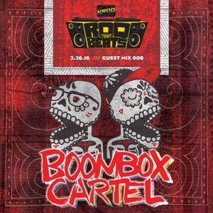ROQ N BEATS - DJ JEREMIAH RED 3.26.16 - GUEST MIX: BOOMBOX CARTEL - HOUR 1