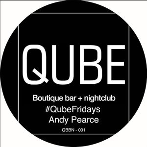 #QubeFridays - 001 - Andy Pearce