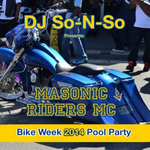 Masonic Riders Pool Party 2014