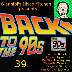 The Rhythm of The 90s Radio Vol. 39