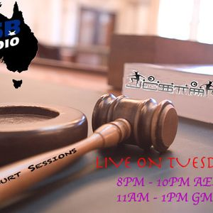The Court Sessions, 1st Day of spring set (1st of September 2015), Live on nsbradio