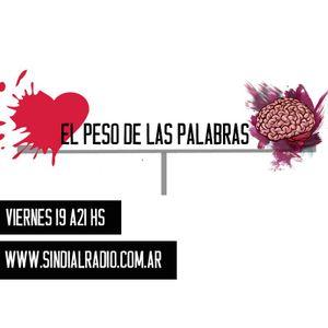 EL PESO DE LAS PALABRAS 25-09-2015