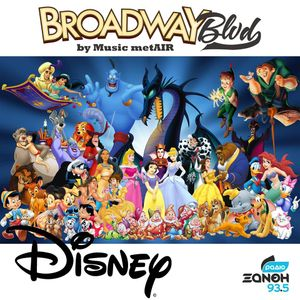 "Broadway Boulevard - ""Animation Musical Show"" / 21-04-2016"
