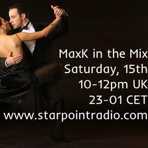 MaxK on Starpoint Radio - It is Samba Time