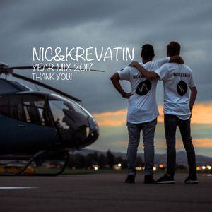 NIC&KREVATIN YEAR MIX 2017