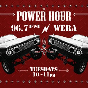 POWER HOUR_WERA-LP_Vol. 36 - Punchin' Tix Fer a Ride on The Death Express!