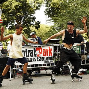 The Central Park NYC Roller Skate Experience