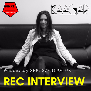 @KAAGARIII - @RadioKC - Paris Interview SEPT 2017