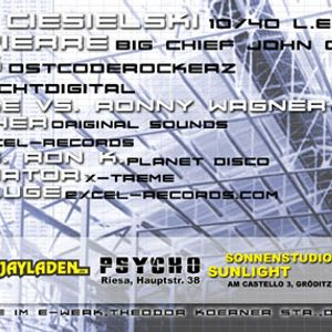Sven Hanke @ E-Werk Oschatz 13.03.2004