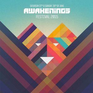 Joran Van Pol @ Awakenings Festival 2015