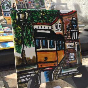 Áudio 75 - Um Olhar Angolano Sobre Lisboa Em Pintura
