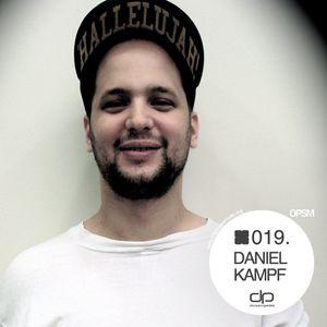 Daniel Kampf [Opossum Records] - OHMcast #019 by OnlyHouseMusic.org