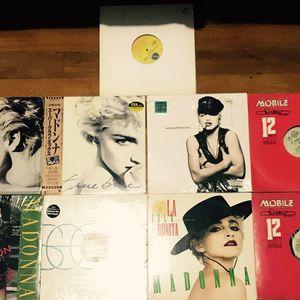 The Madonna Vinyl Mix Project