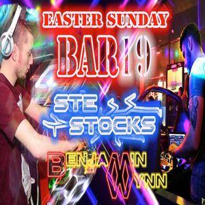 LIVE Bar19 Easter Sunday (Blackpool) 2016 - Part 1