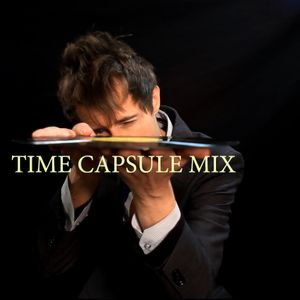 Time Capsule Moleskin Mix