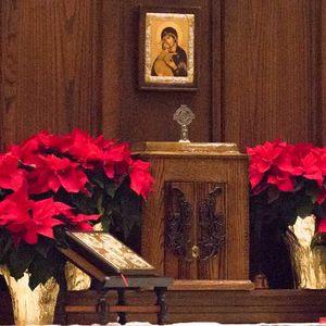 St. Patrick's Anglican Church Last Sunday After Pentecost (2015) Sermon