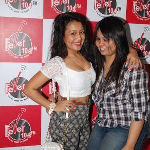 Neha Kakkar unplugged with RJ Urmin