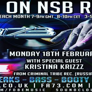 FDBE On NSB Radio - hosted by FA73 - Episode #46 - 18-02-2019