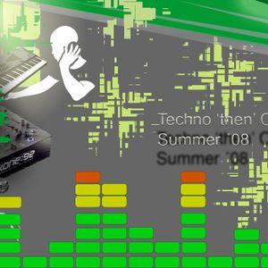 Klirr-Factory_Techno 'then' Chill_CD1