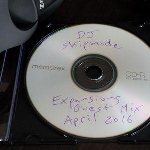 """DJ Skipmode - """"Expansions"""" Radio Guest Set"""