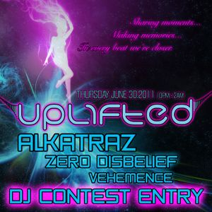 Frank May - UPLIFTED DJ Contest (June 30)