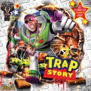 (Trap) Story - DJ Pfarrcyde/Coliseum Promo