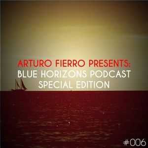 Arturo Fierro Presents Blue Horizons 006