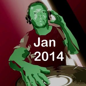 Andy Norman's In The Mix Show Jemm One Radio 16th Jan 2014