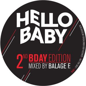Balage F. - Hello Baby 2nd Birthday 2015