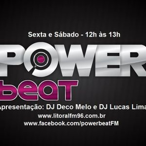 DJ Deco Melo - Programa 20 - Dia 19/06/15 - Power Beat - Rádio Litoral FM