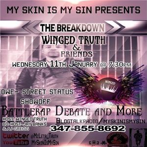 """WIINGED & FRIENDS """"THE BREAKDOWN"""" FT. SHOWOFF & THE DMV VS EVERYBODY HOUR"""