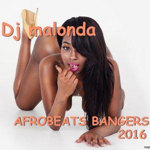 Afrobeats Bangers 2016