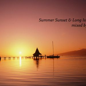 Summer Sunset & Long Island Ice Tea by Spammer