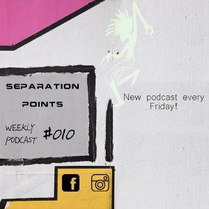 Separation Points Podcast #010 -  Sons of Kemet, Femi Kuti, Alex Mandis, Lamar Thomas, Black Uhuru,