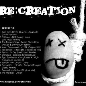RE:CREATION 042 radioshow