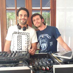 barri & mChef meets gin & burguer @ ocean drive hotel 12/04/2013