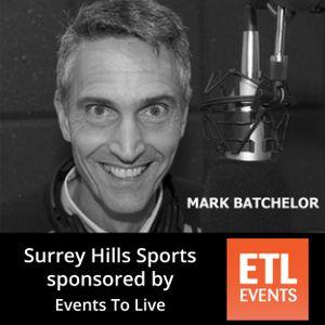 Surrey Hills Sport with Mark B - 05 03 2016
