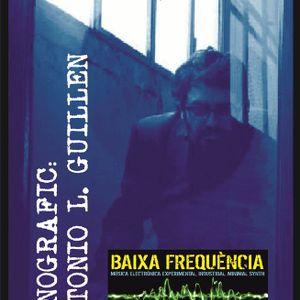 02- BAIXA FREQÜÈNCIA – Antonio Luís Guillén