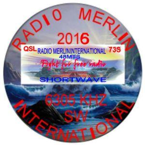 Paul Watt radio Merlin international 08/06/2015