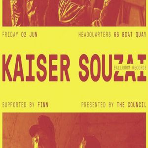 #11 - Live at The Council HQ (Kaiser Souzai) 02.06.17