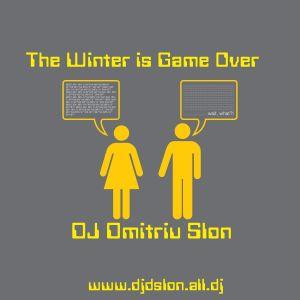 DJ Dmitriu Slon - Winter Is Game Over_www.djdslon.all.dj