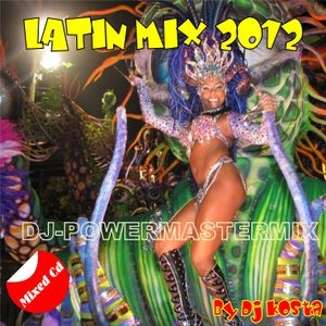 LATIN MIX  2012 By Dj Kosta