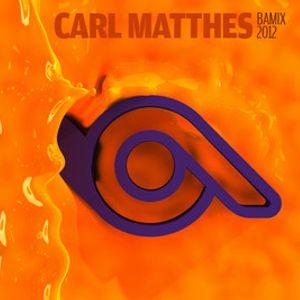 Carl Matthes BA 2012