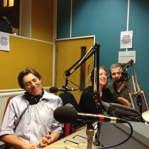 19th January 2015 with Mark Steel and Blanche Cameron