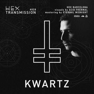 Kwartz - Live @ HEX Transmission #028 (27.02.2018)