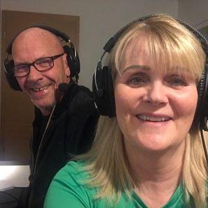 Radio show 23-01-2020  DJ Vilborg and DJ Jói from Iceland