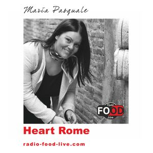 HEART ROME - 11.12.2018 - NATALE A ROMA, COSA FARE E COSA MANGIARE con Natalie Kennedy